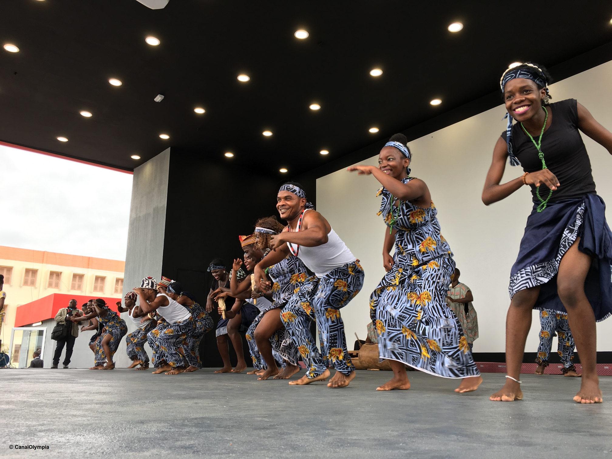 Co Yaounde Inaugurationsceneexterieure