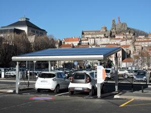 Ev Charge Station